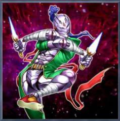 artwork Sasuke Maestro Ninja